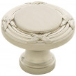 Baldwin<br />4629.150.bin IN STOCK  - Round Edinburgh Knob - Satin Nickel