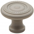 Baldwin<br />4645.150.bin IN STOCK  - Rope Knob - Satin Nickel