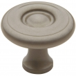 Baldwin<br />4660.150.bin IN STOCK - Colonial Knob - Satin Nickel