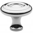 Baldwin<br />4660.260.bin IN STOCK - Colonial Knob - Polished Chrome