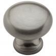 Baldwin<br />4704.150.bin IN STOCK - Classic Knob - Satin Nickel