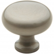 Baldwin<br />4706.150.bin IN STOCK - Classic Knob - Satin Nickel