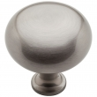 Baldwin<br />4709.150.bin IN STOCK - Classic Knob - Satin Nickel