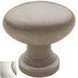 Baldwin<br />4910.140.bin IN STOCK - Oval Knob - Polished Nickel