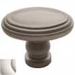 Baldwin<br />4915.140.bin IN STOCK  - Decorative Oval Knob - Polished Nickel