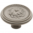 Baldwin<br />4932.150.bin IN STOCK - Ornamental Knob - Satin Nickel