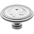 Baldwin<br />4932.260.bin IN STOCK - Ornamental Knob - Polished Chrome