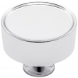 Baldwin<br />4973.260.bin IN STOCK - Hollywood Hills Knob - Polished Chrome