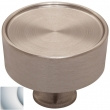 Baldwin<br />4973.264.bin IN STOCK - Hollywood Hills Knob - Satin Chrome