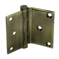 Half Surface Hinge