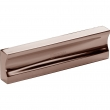 Linnea Stainless Steel<br />749-A - Cabinet Pull Stainless Steel or Brass 100mm