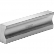 Linnea Stainless Steel<br />749-C - Cabinet Pull Stainless Steel or Brass 50mm