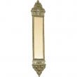 Brass Accents<br />A04-P8600 - L'Enfant Collection Push Plate