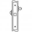Accurate<br />8703 - Deadlock Narrow Backset Lock with Narrow Faceplate