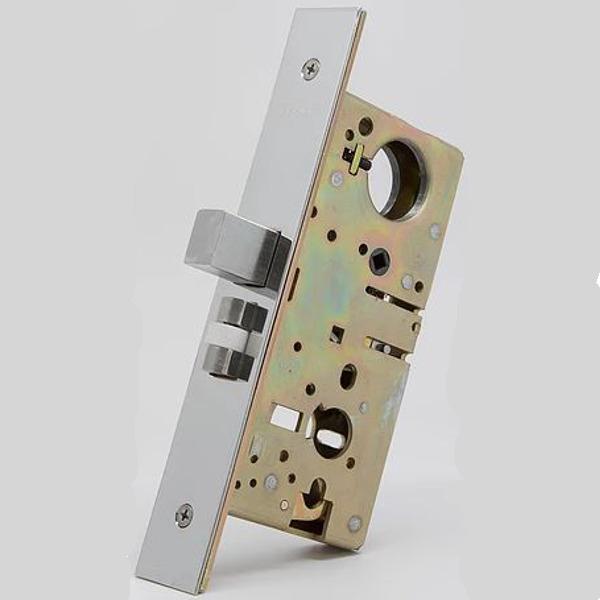 Accurate Narrow Backset Locks
