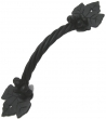 "Agave Ironworks<br />PU042 - Grapevine Large 18 1/2"" Door Pull"