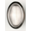 Alno<br />A1560-SN - 1 1/2&quot; OVAL KNOB
