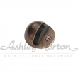 Ashley Norton<br />1080 - Half Button Door Stop - 1/8&quot; Baseplate