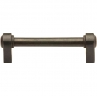Ashley Norton<br />3325.4 1/2 - Solid Bronze Artisnal Pull 4 1/2&quot; Overall Length