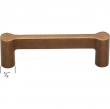 Ashley Norton<br />3348.8 1/2 - Solid Bronze Claros Pull 8 1/2&quot; Overall Length