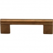 Ashley Norton<br />3363.4 1/4 - Solid Bronze Axiom Pull 4 1/4&quot; Overall Length