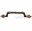 Ashley Norton<br />370.10 - Solid Bronze Twist Pull 10&quot; Overall Length