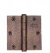 Ashley Norton<br />HIN3535 Ashley Norton - 3 1/2&quot; x 3 1/2&quot; Plain Bearing Hinge