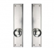 "Rectangular Suite 11"" x 2 1/2"" Escutcheons - Tubular Passage"