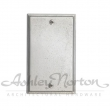 Ashley Norton<br />SQ.BP - Rectangular Suite Blank Plate Covers