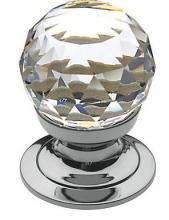 Swarovski Crystal Cabinet Polished Chrome
