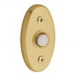 Baldwin<br />4858 - LARGE OVAL BELL BUTTON