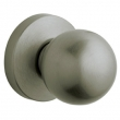 Baldwin<br />5041.151 - CONTEMPORARY KNOB WITH 5046 CONTEMPORARY ROSE - Antique Nickel