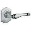 Baldwin<br />5447V.260 - BETHPAGE LEVER WITH R027 BETHPAGE ROSE - Polished Chrome