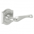 Baldwin<br />5447V.264 - BETHPAGE LEVER WITH R027 BETHPAGE ROSE - Satin Chrome
