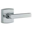 Baldwin<br />5485V.260 - SOHO LEVER WITH R026 SOHO ROSE - Polished Chrome