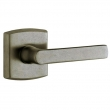Baldwin<br />5485V.452 - SOHO LEVER WITH R026 SOHO ROSE - Distressed Antique Nickel