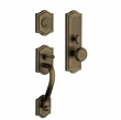 Baldwin<br />6520 - BRISTOL SECTIONAL MORTISE SET - 2 1/2&quot; WIDTH 6520