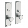 "BALTIMORE MORTISE ENTRY SET - 3"" X 10"""