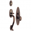 Baldwin<br />6560 - LEXINGTON MORTISE ENTRY SET - 2 1/4&quot; WIDTH