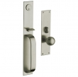 Baldwin<br />6563 -  CHICAGO MORTISE ENTRY SET - 2 1/2&quot; X 16&quot; EXTERIOR 6563