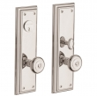 Baldwin<br />6796.KC/6796.KT - TREMONT SINGLE CYLINDER MORTISE ENTRY - 3 5/16&quot; X 11&quot;
