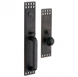 Baldwin<br />6944 - PASADENA MORTISE ENTRY SET - 3 1/2&quot; X 19&quot; EXTERIOR