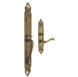 Baldwin<br />6948 - VICTORIA MORTISE ENTRY SET - 2 1/2&quot; X 22 5/8&quot; EXTERIOR