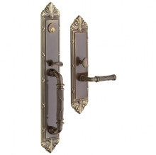 Baldwin 6952 Baldwin Edinburgh Mortise Entry Set 3 Quot X 20