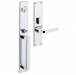 Baldwin<br />6976 - MINNEAPOLIS MORTISE ENTRY SET - 2 1/4&quot; X 16&quot; EXTERIOR