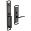 Baldwin<br />6999 - RICHLAND MORTISE ENTRY SET - 3&quot; X 16 3/8&quot; EXTERIOR