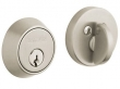 Baldwin<br />8041.150 IN STOCK  - Contemporary Deadbolt Satin Nickel