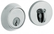 Baldwin<br />8041.260 IN STOCK  - Contemporary Deadbolt Polished Chrome