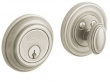Baldwin<br />8231.150 Single Cylinder Deadbolt IN STOCK  - Traditional Deadbolt Satin Nickel