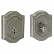 Baldwin<br />8237.452 - BETHPAGE DEADBOLT FOR 2 1/8&quot; DOOR PREP - DISTRESSED ANTIQUE NICKEL